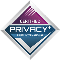 certified privacy plus prism international